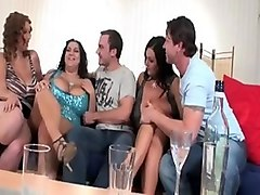 terry nova and friends enjoy orgy