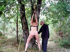 Niveau 4 punie dans les bois