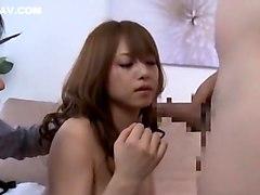 Amazing Japanese slut Akiho Yoshizawa in Hottest JAV scene