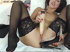 Squirt and anal masturbation