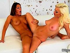 Exotic pornstar Cameron Dee in Horny Big Tits, Cunnilingus sex clip