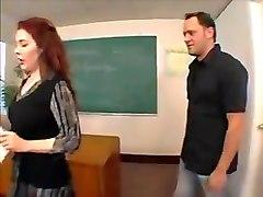 teachers, busty redhead, busty, redhead, com