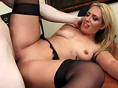 Stevie Lix & Jake Jace in Horny MILF Boss Stevie Lix Loves Abusing Her Power - MyMilfBoss
