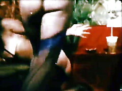 Vintage BDSM Catfight