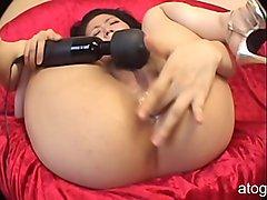 Uncensored! No Mosaic! Hot Japanese Anal Masturbation! Asshole Fingering And Pussy Vibrator #1 Part 1! (atogm.net)