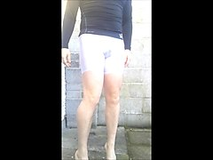lycra, short, shorts