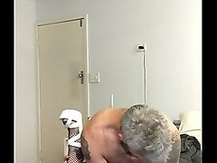 Little aussie slut loves getting spun high and fuck
