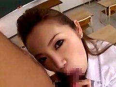 Crazy Japanese slut Asami Ogawa in Incredible Doggy Style, POV JAV video