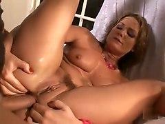 Incredible pornstar Flower Tucci in best anal, blonde xxx movie