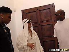 audrey royal gets her arab pussy fucked by bbc