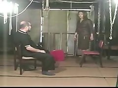 humiliation of a slave