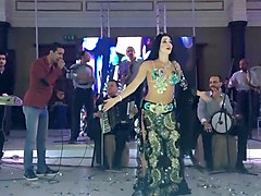 Alla Kushnir Sexy Belly Dance part 196