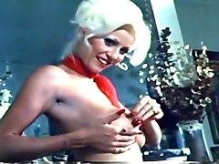 Seka in MMF Classic Porn Threesome