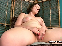 Dawna in Masturbation Movie - ATKHairy