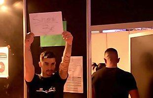 Pornovatas.com show en dir&eacute_cto desde Portugal yemaya gonzalez Victor bloom vaya tetas!!!