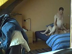 unrestrained sex my bbw mom on spy camera