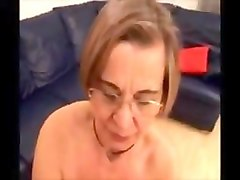 young, granny, blowjobs, cumshot, hot