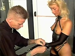 Crazy amateur Mature, Blonde sex video