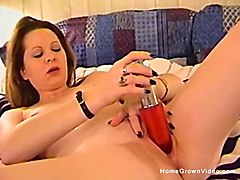 lexis afternoon with her big sex toys