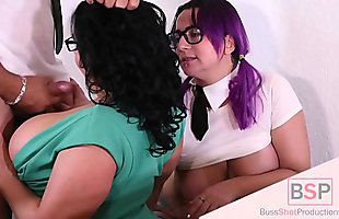 RR.01 Ricky Ricardo, Betty Bang &amp_ Kandii Kiss Detention BSP.com Preview