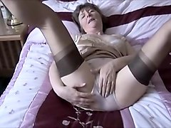 Incredible Homemade clip with Solo, Stockings scenes