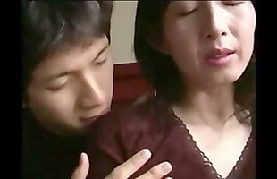 japanese son fuck mom and sister