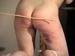 Spare The Cane .... Spoil The Ass ....