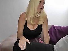 Ebony BBW hard fucking her online date