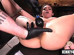 bdsm, brunette, pornstar, pornstars, dominated