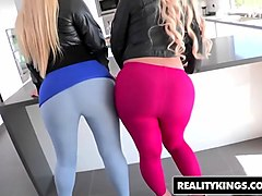 reality, huge, handjob, reality kings, creampie