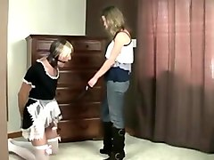 chastised hubby maid humiliated and tortured