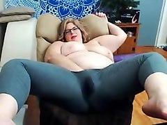 mature bbw webcam saggy tits