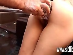 anal, gape, gaping, fisting, amateur