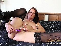 Incredible pornstar Mimi Moore in Fabulous Stockings, MILF adult scene