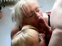 Janet and wife susie a pair of oral whores
