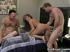 Best pornstars Dominik Kross, Richelle Ryan, Ryan McLane in Hottest Cuckold, MILF sex video