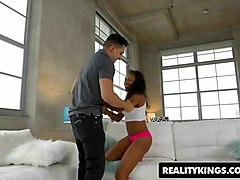 realitykings - round and brown - ooops you found me