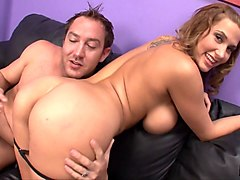 Alanah Rae & Will Powers in Alanah Rae Has Fun Getting Fucked By Will Powers - RoundJuicyButts