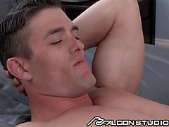 falconstudios ryan rose passionate party hookup