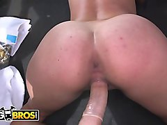 BANGBROS - A Very Fun Episode Of The Bang Bus with Skyler Luv and Sean Lawless