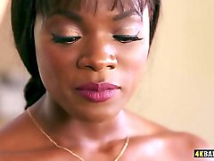 Cougar Body Ana Foxx Plowed by White Huge Musician Dick