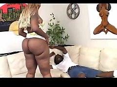 CLEO big ebony sex anal 720p
