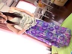 ai mizushima removes panties for a nice fuck from behind  - more at javhd.net