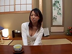 Exotic Japanese slut in Incredible Stockings JAV clip