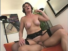 amateur milf with huge boobs pounded