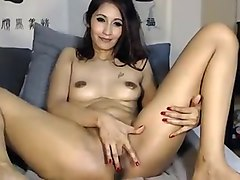 Horny Amateur clip with Toys, Asian scenes