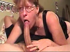 milf, deepthroat, throated, deep throat, big