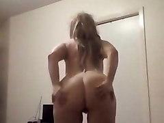 sexy round ads hot blonde