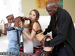 riley reid spitroast with massive bbcs!