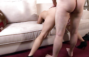 Crazy Anal With Teen Whore